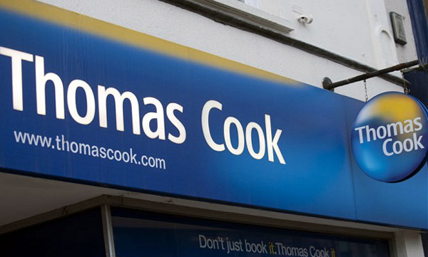 Thomas Cook iflas etti