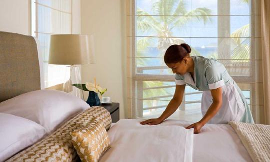 Aylık en yüksek artış %2,65 ile lokanta ve oteller grubunda