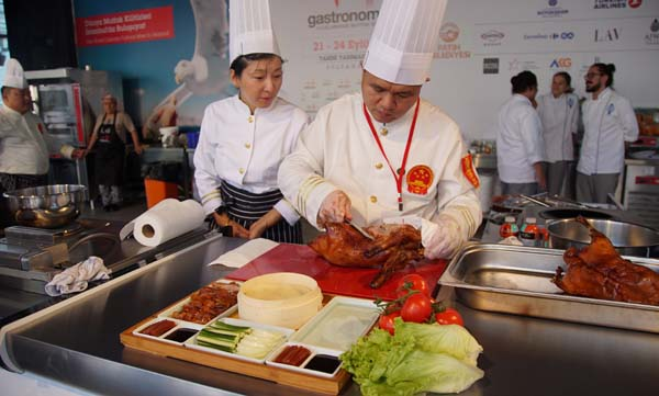 Gastronomide marka olan ülkeler bilgi ve deneyimlerini Türkiye ile paylaşacak