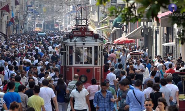 Türkiye en stresli 11. ülke oldu
