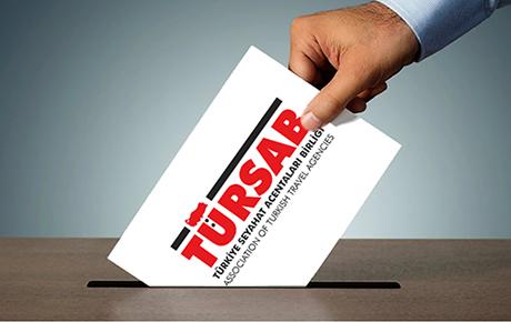 TÜRSAB'ta oy verme işlemi başladı