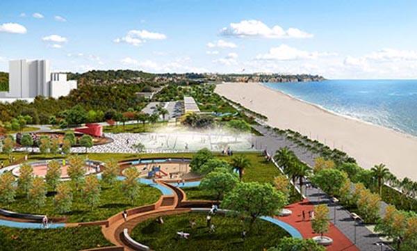Alkoçlar'ın Konyaaltı sahil projesi ihalesi iptal edildi