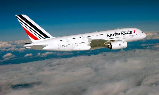 Kriz nedeniyle en büyük yolcu uçağına veda etti