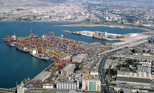Alsancak Limanı yeniden RoRo taşımacılığına açılmalı
