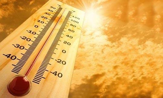 İngiltere plajlarında son 17 yılın sıcaklık rekoru
