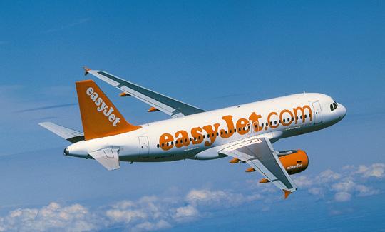 EasyJet İspanya'ya uçuşları durdurdu