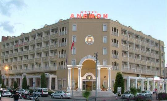 Anemon 17 otelini kapattı
