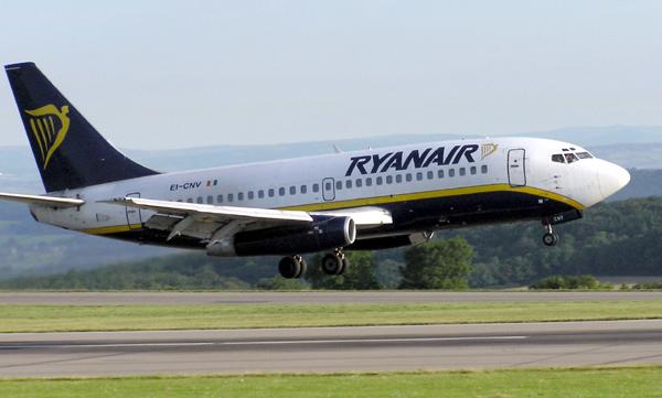 Ryanair Türkiye'de ilk defa Dalaman Havalimanı'na uçacak