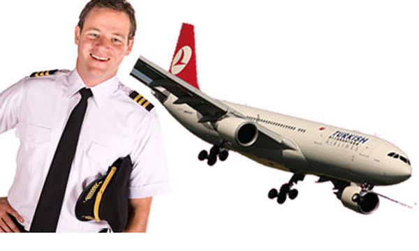 THY pilotlarına zam müjdesi