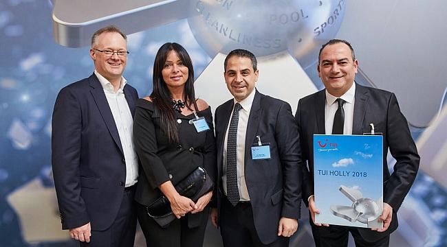 Concorde De Luxe Resort Hotel'e  TUI'den 4 ödül birden