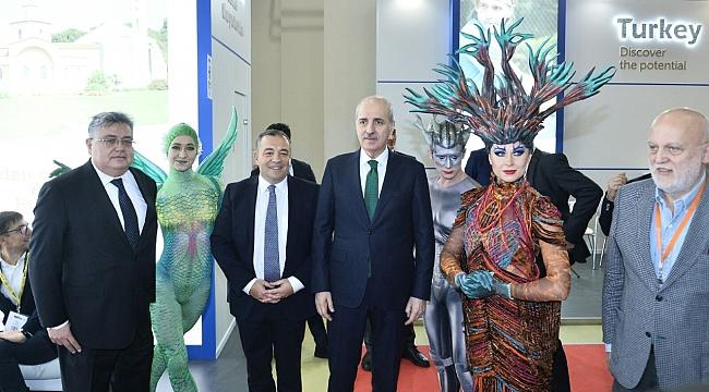 MITT Moskova Turizm Fuarı kapılarını açtı