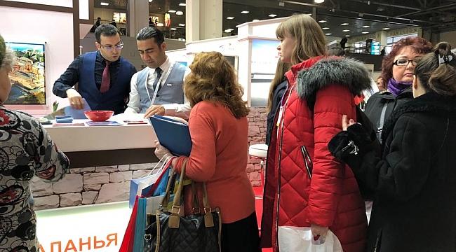 Rusya'da tanıtım zinciri