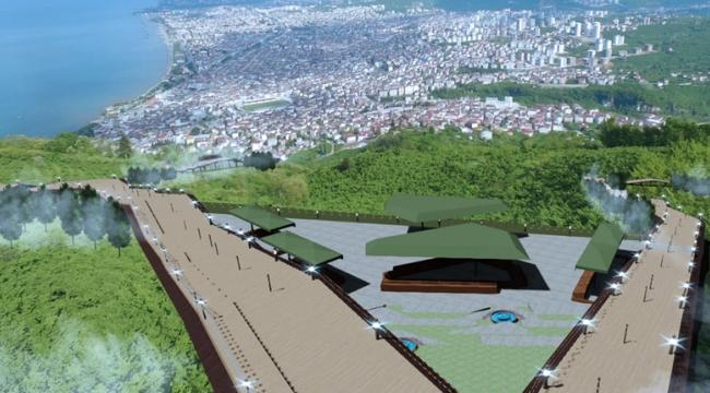 Turistik mekana dünyanın en uzun merdiveni yapılacak