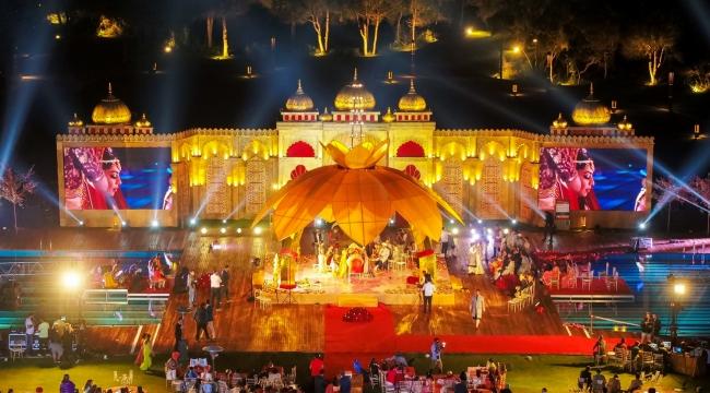 Antalya bu düğünü konuşuyor