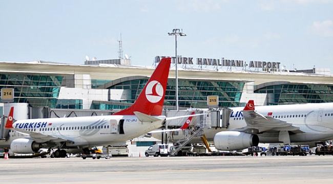 Atatürk Havalimanı, Avrupa'da ilk sırada