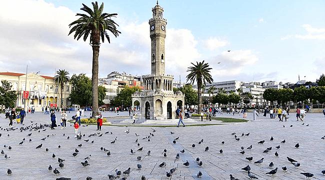İzmir'in tanıtımı için 3 milyon lira