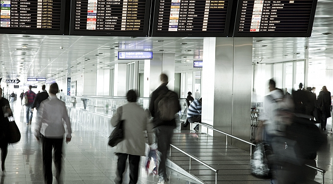 Yılın 4 ayında 60 milyon 112 bin  havayolu yolcu sayısına ulaşıldı