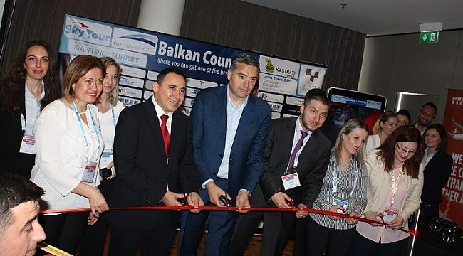 Travelshop Turkey'den Balkanlar'da bir ilk