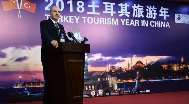 'Türkiye'nin Çin'de tanıtımı için bütün imkanlarımızı seferber edeceğiz'