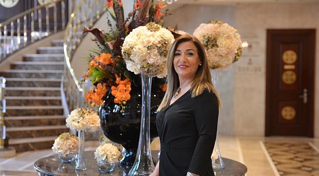 Elite World Asia Hotel'in Pazarlama Direktörü Seher Baysal oldu