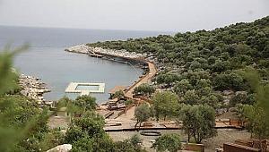 Kadınlar plajı 5 yıldızlı otel konforunda hizmet verecek