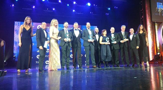 Prontotour'a en iyi grup satış acentesi ödülü