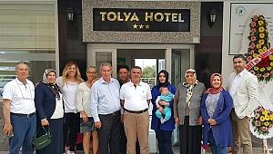 Yapraklı koydaki Tolya otel yenilendi