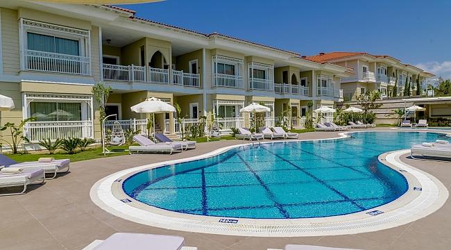 Antalya'daki oteller yüzde yüz doluluğa ulaştı