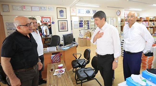 Antalya dünyanın en önemli kruvaziyer noktalarından biri olacak