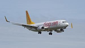 Pegasus'tan yeni uçuş noktaları