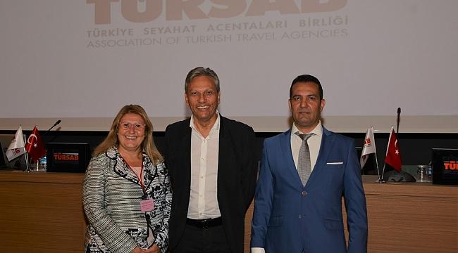 Aylin Güneşli, TÜRSAB Şişli YTK Başkanı oldu