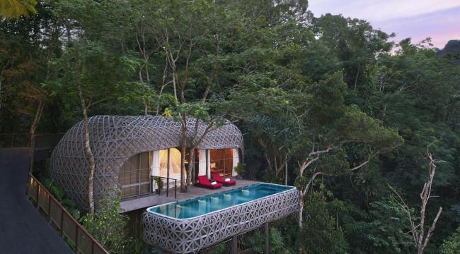 Dünyanın10 en iyi ''Kaçış Oteli''