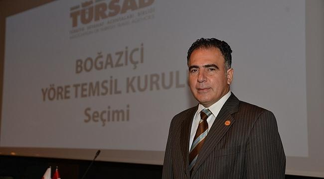 İstanbul Boğaziçi YTK Başkanı Türemez oldu