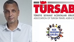 Karabulut,  TÜRSAB Ege YTK Başkanlığı'na aday oldu