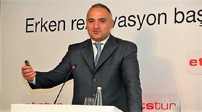 Kültür ve Turizm Bakanı Mehmet Ersoy oldu