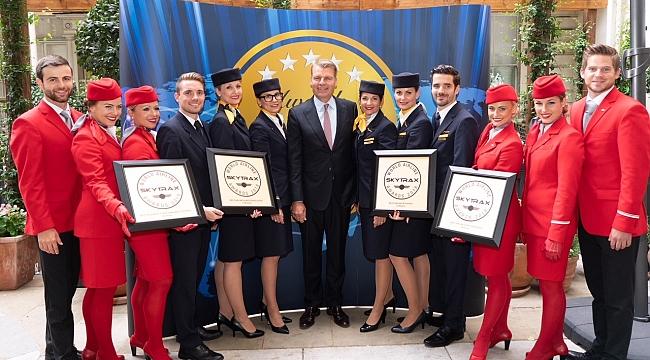 Lufthansa, 'Avrupa'nın En İyi Hava Yolu' seçildi
