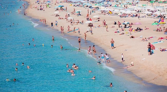 Türkiye'nin en çapkın plajları açıklandı