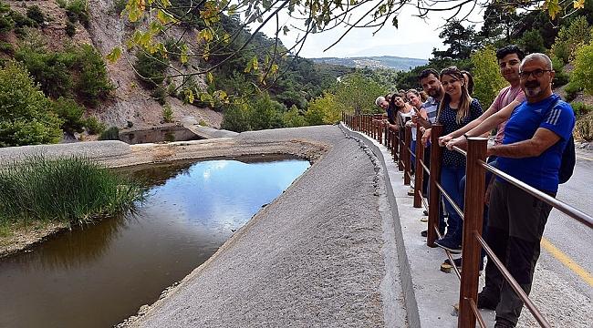 İzmir'de 'Ücretsiz Kent Turları' başlıyor