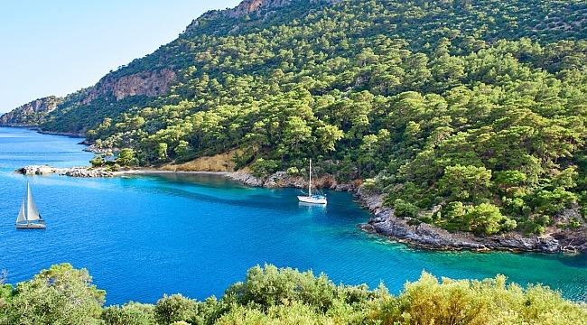Türkiye'nin gizli kalan tatil yöreleri, sakin ve huzurlu köyleri
