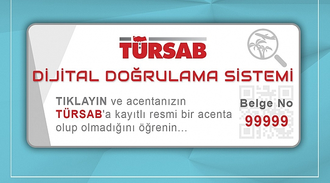 TÜRSAB'dan kaçağa online takip