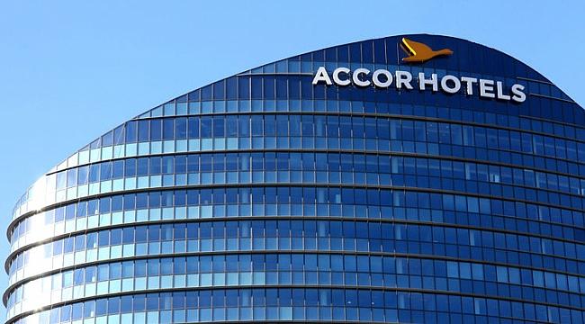 Accor Otel Grubu'nun ilk çeyrek geliri 768 milyon avro oldu
