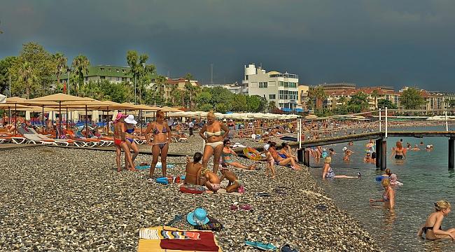 Antalya'da paket tur pazarı liderleri belli oldu