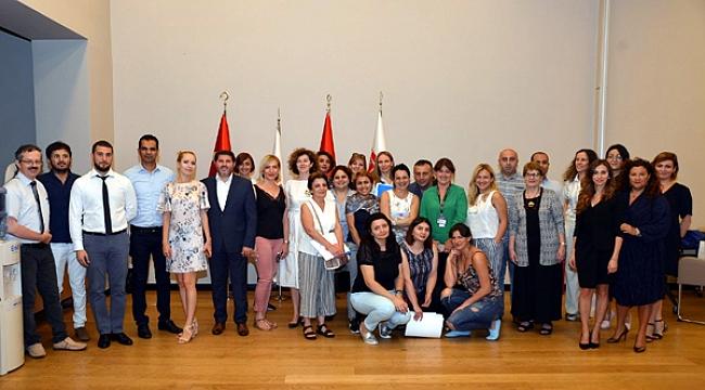 Gürcü  acenteler ile Incoming Workshop