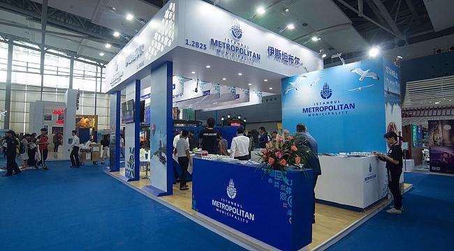 İBB Çin turizm fuarının en iyisi seçildi