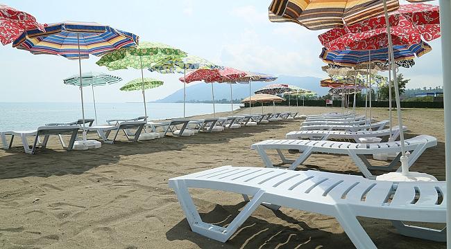 Kadınlar Plajı'nda sezon sona erdi