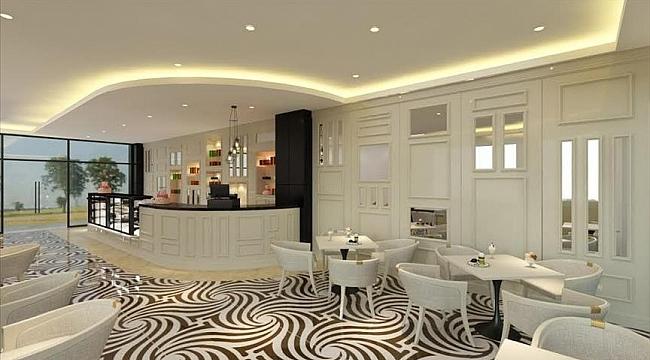 Ünlü otel zinciri Türkiye'deki 2. otelini Konya'da açtı