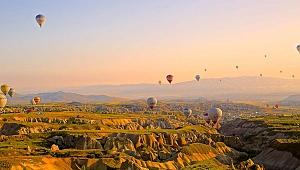 Kapadokya'da balon turları iptal