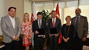Türkiye Bilişim Vakfı ve TÜRSAB arasında işbirliği anlaşması