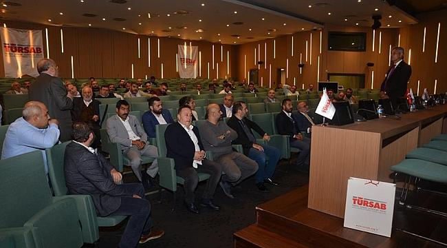 TÜRSAB'da 2018 Yılı Hac 2019 Yılı Umre eğerlendirme toplantısı