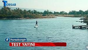TÜRSAB TV test yayınına başladı